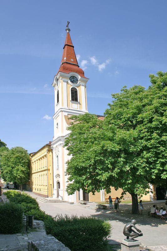 Nagyboldogasszony Katolikus templom