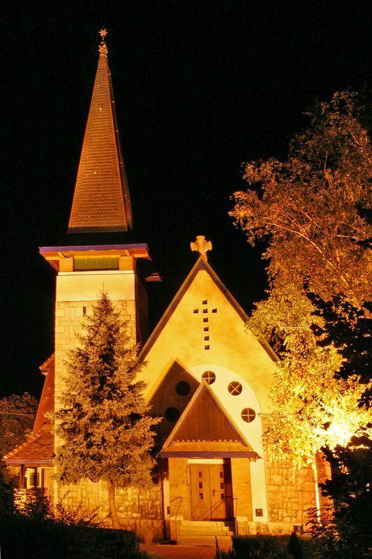 Protestans templom Tapolca